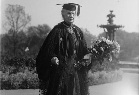 Belva Lockwood in 1915