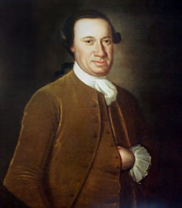 Portrait of John Hanson, circa 1770