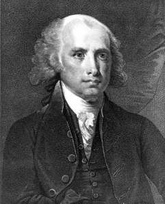 James Madison, always willing to do Jefferson's bidding