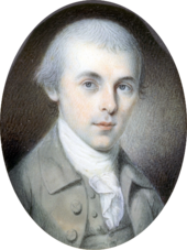 James Madison in 1783 (age 32) by Charles Willson Peale