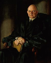 Justice Stanley Forman Reed