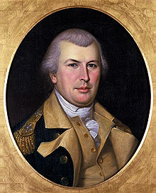 1783 Charles Wilson Peale portrait of Greene