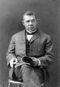 Booker T. Washington in 1903