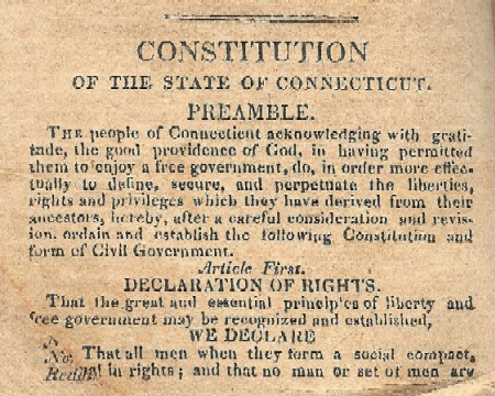 what seemed to be any basic instructions for connecticut
