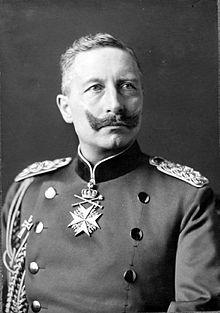 Kaiser Wilhelm II in 1902