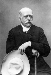 Otto von Bismarck in 1881
