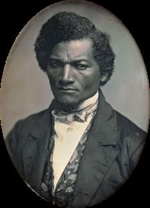 Daguerreotype of Frederick Douglass circa 1847-1852