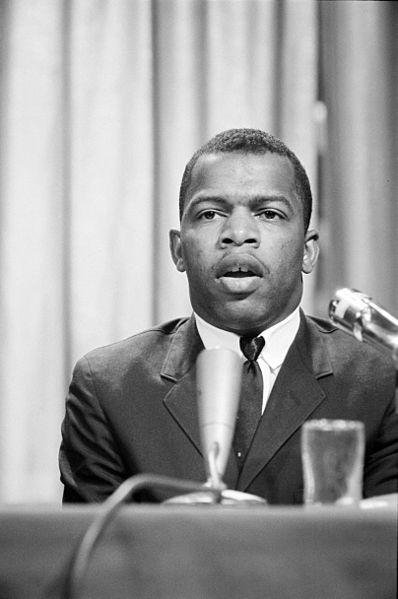 March 7 1965 state troopers attack civil rights - John lewis shopkins ...