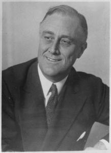 FDR in 1924