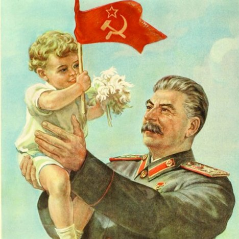 Stalin Loves the Little Children