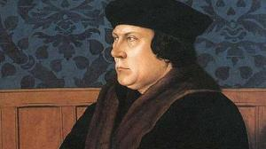 Thomas Cromwell painted by Hans Holbein the Younger