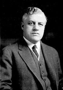 U.S. Attorney General Alexander Mitchell Palmer
