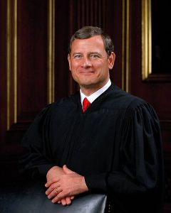 Justice John G. Roberts, Jr.