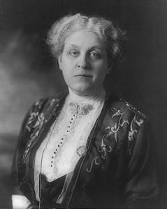 Carrie Chapman Catt in 1914