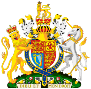 Royal Coat of Arms - England