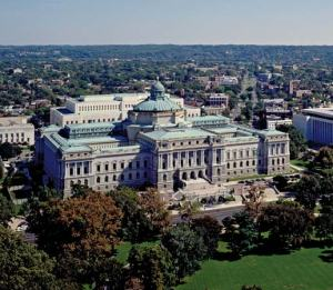 The Library of Congress today