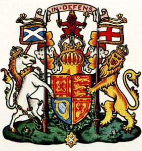 Royal Coat of Arms - Scotland