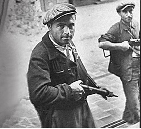 January 18, 1943 – First Open Jewish Resistance to the Nazis in ...