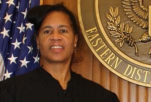 U.S. District Judge Arenda L. Wright Allen