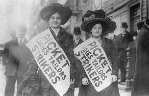 Ladies_tailors_strikers
