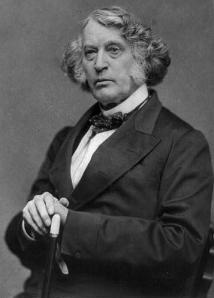 Charles Sumner in later years
