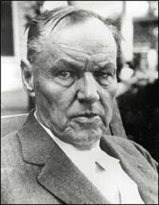 Clarence Darrow was 68 when he agreed to act as John Scopes' defense attorney. At the time, he was the most famous criminal defense lawyer in the country.