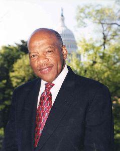 U.S. Representative John R. Lewis