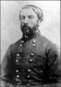 Confederate Major General D.H. Hill
