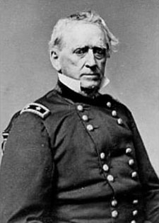 Union Major General John A. Dix