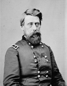 Union Army Fourteenth Corps Commander Jefferson C. Davis