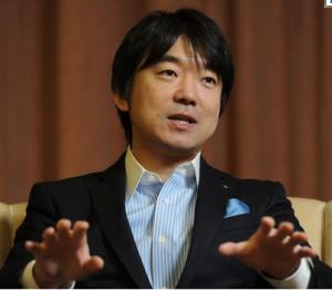 Osaka Mayor Toru Hashimoto