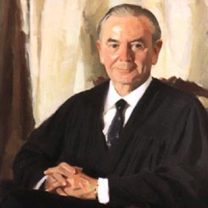 Supreme Court Justice William Brennan