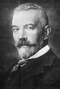 German Chancellor Theobald Bethmann-Hollweg