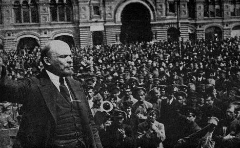 Lenin 1917/1918