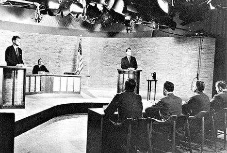 First Televised Presidential Debate, September 26, 1960
