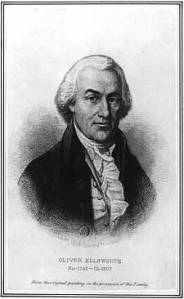 Senator Oliver Ellsworth of Connecticut was the primary author of The Judiciary Act of 1789