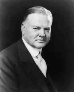 Herbert Hoover, circa 1928