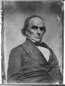 Senator Daniel Webster