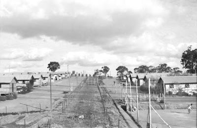 Tatura Internment Camp, Victoria, Australia