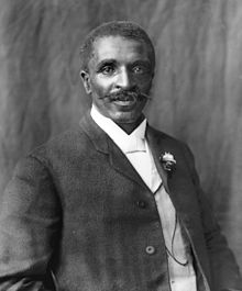 George Washington Carver in 1906