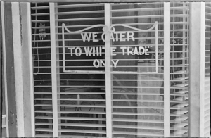 Not just Hollywood:  Lancaster, Ohio, 1938; photo by Ben Shahn