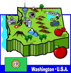 WashingtonState-Green