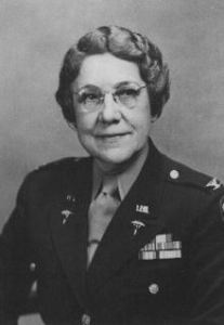 Colonel Florence Aby Blanchfield