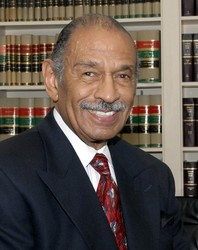Having entered the House of Representatives in 1965, Mr. Conyers is the second most senior member in the House of Representatives.