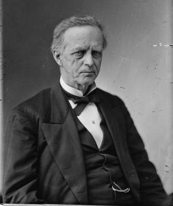Lyman Trumbull, United States Senator from Illinois
