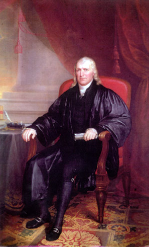 Associate Justice of the United States Supreme Court Samuel Chase, In office January 27, 1796 – June 19, 1811