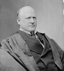 Justice John Marshall Harlan
