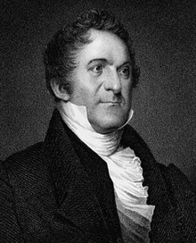 William Wirt, 9th United States Attorney General in office November 13, 1817 – March 4, 1829