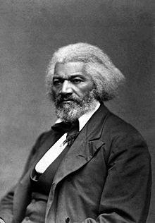 Frederick Douglass, circa 1874