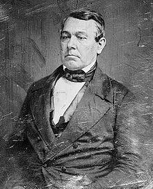 Representative Thomas Corwin, 1831-1840 and 1859-1862